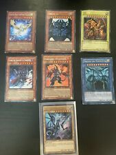 Yugioh Bundle: Includes ULTRA RARE BLUE EYES WHITE DRAGON JMPS - EN002 and other