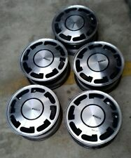 5 cerchi PIRELLI wheels Mercedes Benz 190 w201 6×14 H2