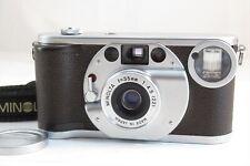 【EXC++++】Minolta Prod 20's Point & Shoot Film Camera w/ Strap cap Japan #3223