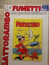 Pinocchio N.11 Anno 74 Edicola