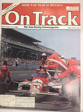On Track Magazine Indy Car Year Russell Mazda December 14, 1989 062117nonr