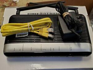 ACTIONTEC V1000H WIRELESS N VDSL MODEM ROUTER TELUS G4.4