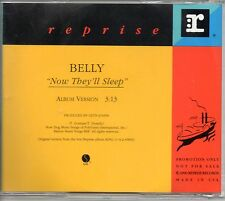 ★ MAXI CD BELLY	Now they'll sleep PROMO USA 1-TRACK Jewel Case	 ★