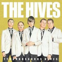 The Hives - Tyrannosaurus Hives (CD, Jul-2004, Interscope (USA))