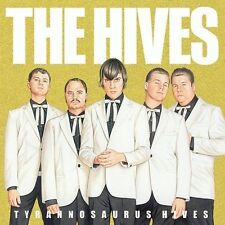 The Hives - Tyrannosaurus Hives (CD, Jul-2004, Interscope (USA))