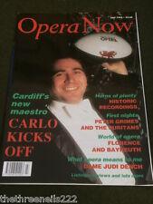 OPERA NOW - DAME JUDI DENCH - JULY 1992