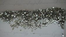 Swarovski Crystal Clear 6ss Flatback Rhinestone Qty:144 Embellishment Diy