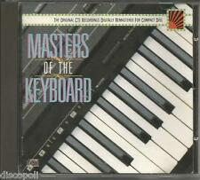 Masters of the keyboard - CD CTI 1989 NEW NOT SEALED