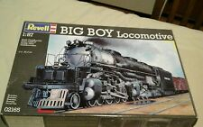 revell big boy locomotive plastic model kit 1:87 scale