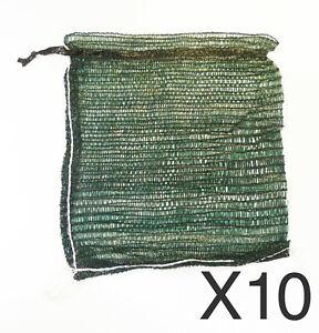 10 x Small Koi Filter Media Bag - Koi & Pond Filter Media Net - Alphagrog - K1