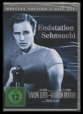 DVD ENDSTATION SEHNSUCHT - SPECIAL EDITION - MARLON BRANDO + VIVIEN LEIGH * NEU