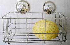 Wand Duschregal Duschablage Badablage ohne Bohren Saugnapf Dusche Duschkorb