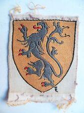Insigne tissu SCOUT 1920/1950 FLANDRES France Scoutisme ORIGINAL patch WWII