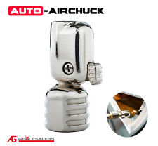Auto Airchuck Tyre Chuck - Straight 160Psi .  Tire Air Replacement or Upgrade