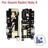 USB Charging Charger Board Dock Port Connector For Redmi Note 4 /4X  Replacement