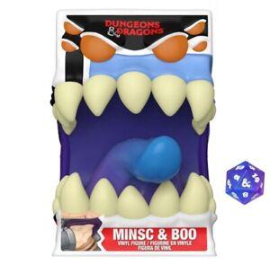 "Dungeons & Dragons - Mimic 6"" Minsc & Boo Funko Pop! ***PRE-ORDER***"