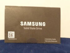 SAMSUNG 860 EVO SOLID STATE DRIVE Installation Guide