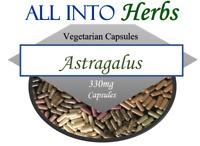 Astragalus Certified Organic 100 Vegetarian Capsules