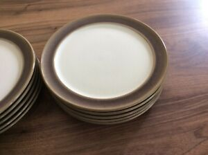 Denby - Truffle - 2 side Plate Used