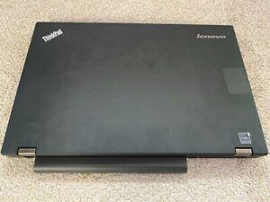 """Lenovo ThinkPad W540 15.6"""" Core i7-4700MQ 8GB 500GB HD, WIN 10 PRO Quadro K1100m"""