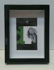 Black square shadow box photo picture frame 4x6/6x8