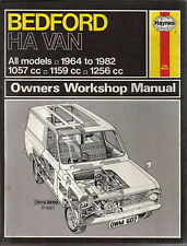 buy paper workshop manuals bedford car manuals literature ebay rh ebay co uk Bedford RL West Africa Bedford TJ