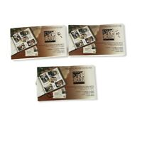 Creative Memories NEG CARE Sleeves & Envelopes Open Box Lot of 3