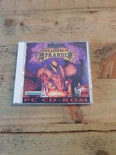 The Legend of Kyrandia: Book Three, Westwood/Virgin, PC CD-ROM