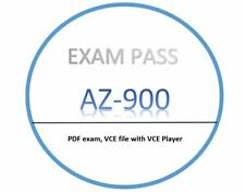 AZ-900 Exam dumps in PDF,VCE - MAY updated!! 223 Questions!!