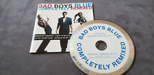 CD BAD BOYS BLUE - COMPLETELY REMIXED / TOP