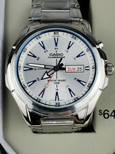 Casio Men's Super Illuminator Watch MTPE200D72TT New