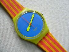 1993 Swatch Watch Standard Chaise Longue GJ109.