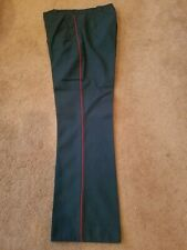 1950's Soviet Colonel Dress Pants