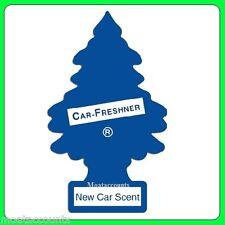 New Car Scent Little Tree Air Freshener [TREE04] New Car Magic Blue
