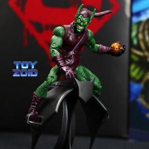 Green Goblin Marvel Legends Onslaught BAF Series Spider-Man