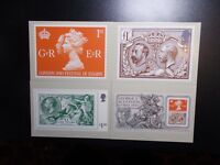 GB 2010 PHQ Cards Mint Set~Festival of Stamps~(8)~PHQ-336~UK Seller