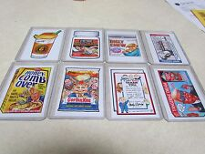 Topps Garbage Pail Kids GPK Disgrace to White House Wacky Packages Lot of 8 Rare