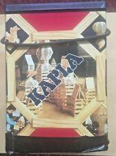 Kapla Box Starterbox Bausteine Pinienholz