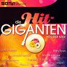 DIE HIT-GIGANTEN - 2 CD - HITS DER 60ER