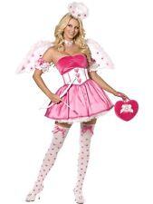 KIT di Cupido PINK LOVER KIT CUORE gioiello design Corsetto & Maniche Donna Costume