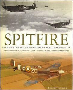 Spitfire (Plane Books) by Jackson, Robert Hardback Book The Cheap Fast Free Post