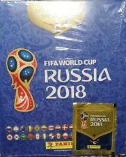 Panini World Cup 2018 Russia Hardcover Album latin american + 100  ENVELOPES