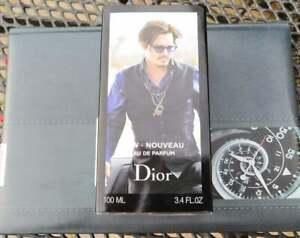 Dior Sauvage 3.4 oz 100 ml Men's Eau De Parfum