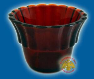 Orthodox Vigil Lamp Glass Replacement Cup 8 cm Ersatzglas Ikonenampel Votivlicht