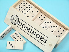 Large Dominoes and 2 Packs of Large Indices Playing Cards - Ref: 00132
