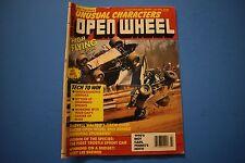 OPEN WHEEL RACING MAGAZINE  July 1990 Issue