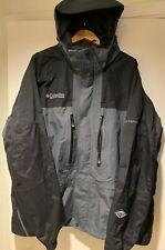 Men's XXL Columbia Titanium Omni Tech Interchange Hooded Ski Snow Jacket Coat