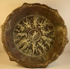 BEAUTIFUL VINTAGE INCOLAY NEOCLASSIC BOWL BY CORALAY CLASSICS - 1970's