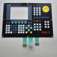 Applicable Siemens 802S CNC machine operation panel button membrane switch