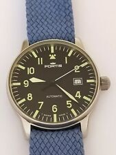 Fortis Grenchen Military Pilot Automatic Men's Watch 40mm